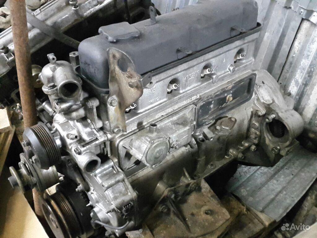 Как заменить двигатель умз 4216 на змз 406