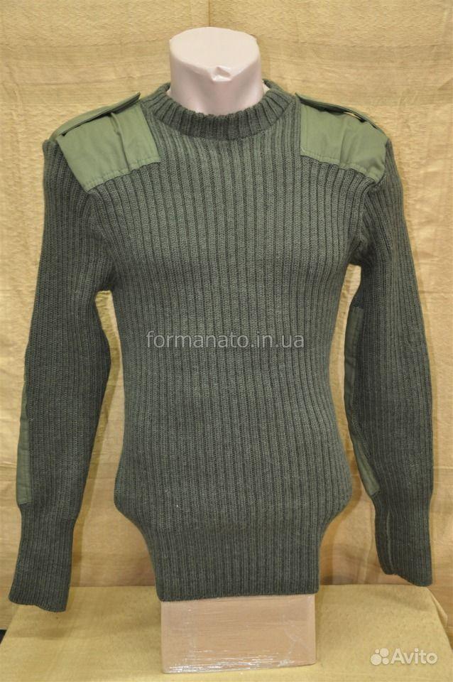 Шерстяной военный армейский свитер, термокофта купить, продажа на legioner.