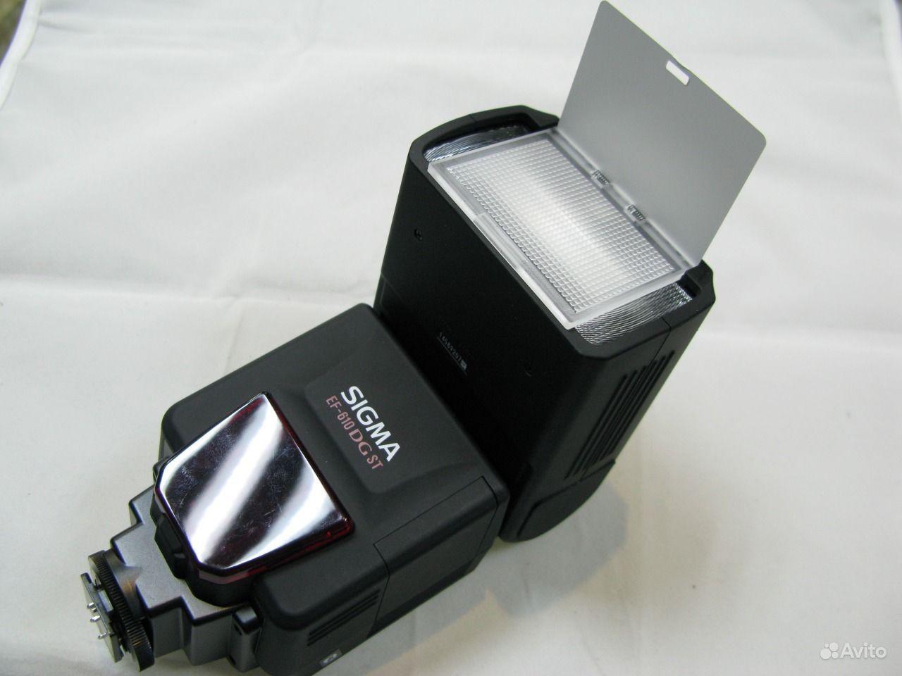 Фотовспышка sigma eF-610 DG St для Nikon новая. Самарская область, Тольятти