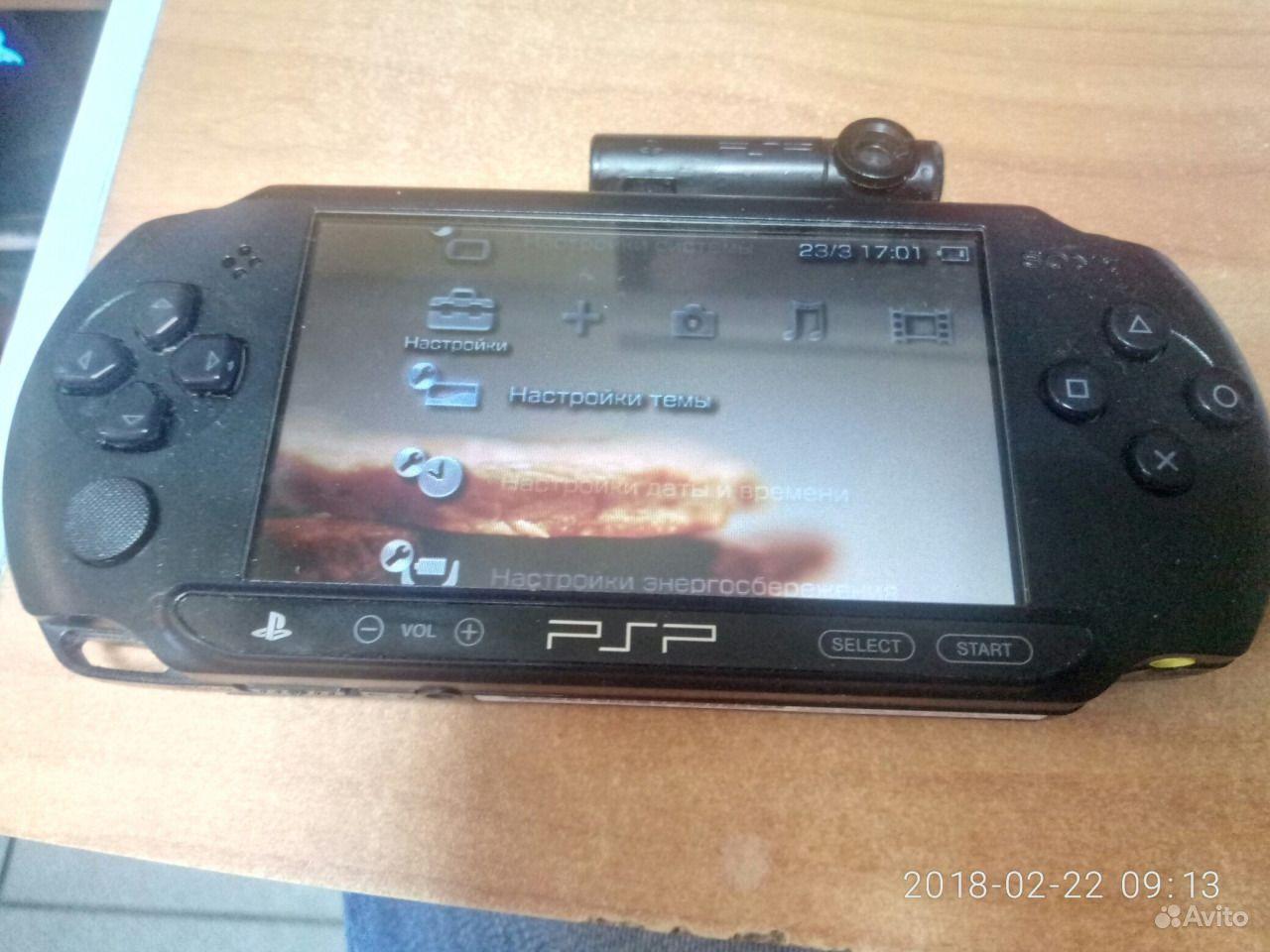 Sony PlayStation Portable E1004. Омская область,  Омск