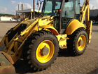 Водитель на трактор New Holland LB 115