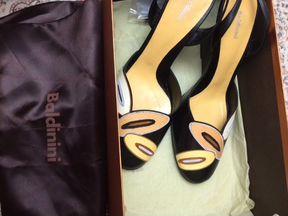 Baldinini новые туфли размер 37,5