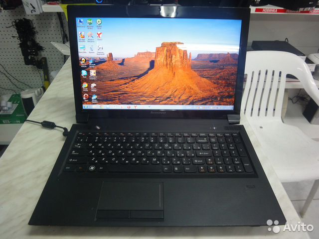 Lenovo Win7 PC торг. Ноутбук Lenovo G575 320гб Windows 7 в Тюмени.