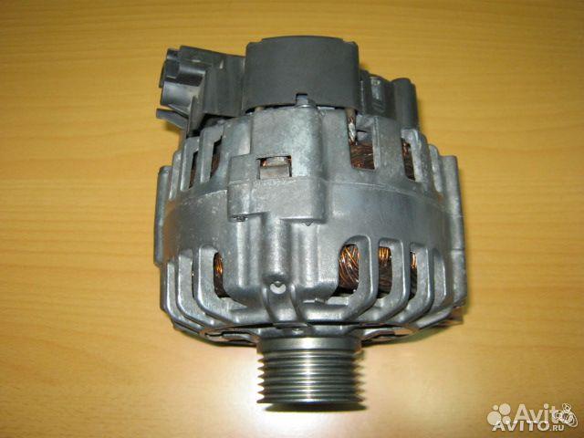 Пежо 206 ремонт генератора