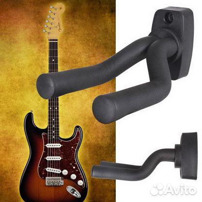 Крепление гитары на стену