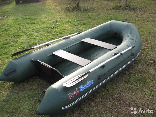 профмарине надувная моторная лодка