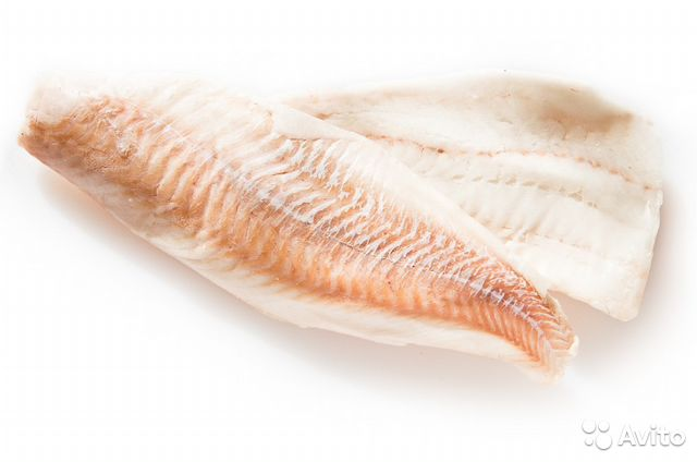 Треска, филе без кожи 23 -45 гр, EUROFISH, Мурманск
