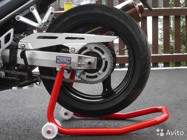 Подката для мотоцикла своими руками