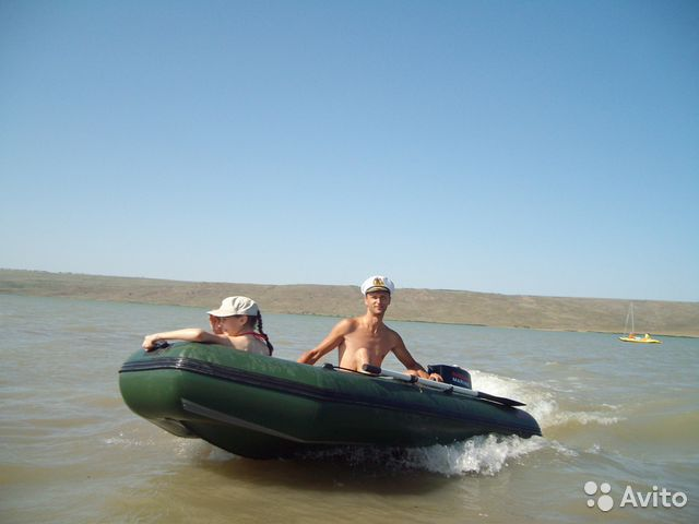 лодка аква 2850ск