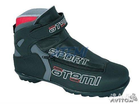 продажа Ботинки лыжные Atemi A301 NNN Ботинки в интернет онлайн магазине Ин