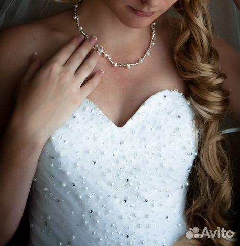 Красивое свадебное платье 89303536716 купить 1