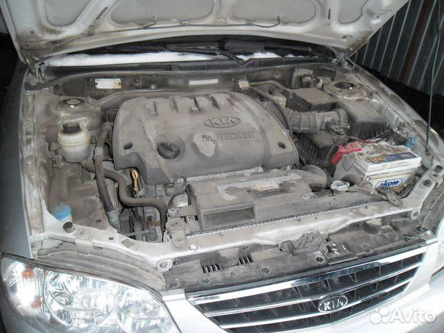 Фото двигателя киа спектра