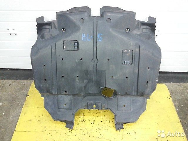89625003353 Защита двс Subaru Legacy B4, BL5, EJ20