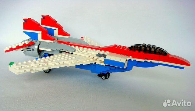 Лего 4953 Сreaton Быстрые