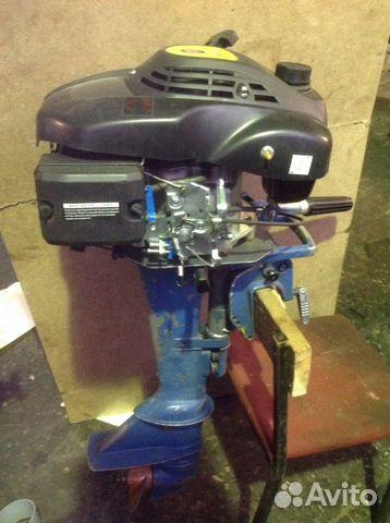продажа мотор лодочный вихрь бу на авито