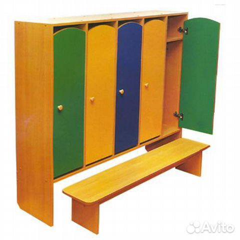 Мебель для детского сада в москве