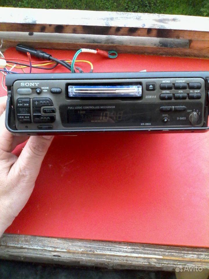Магнитола Sony XR-280 с
