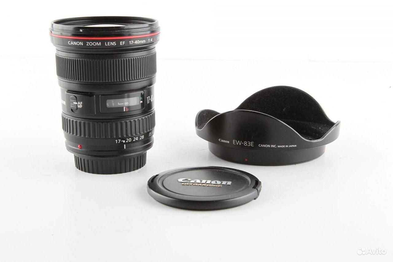 Canon EF 17-4 /4 L USM - Фотография Тесты обзоры