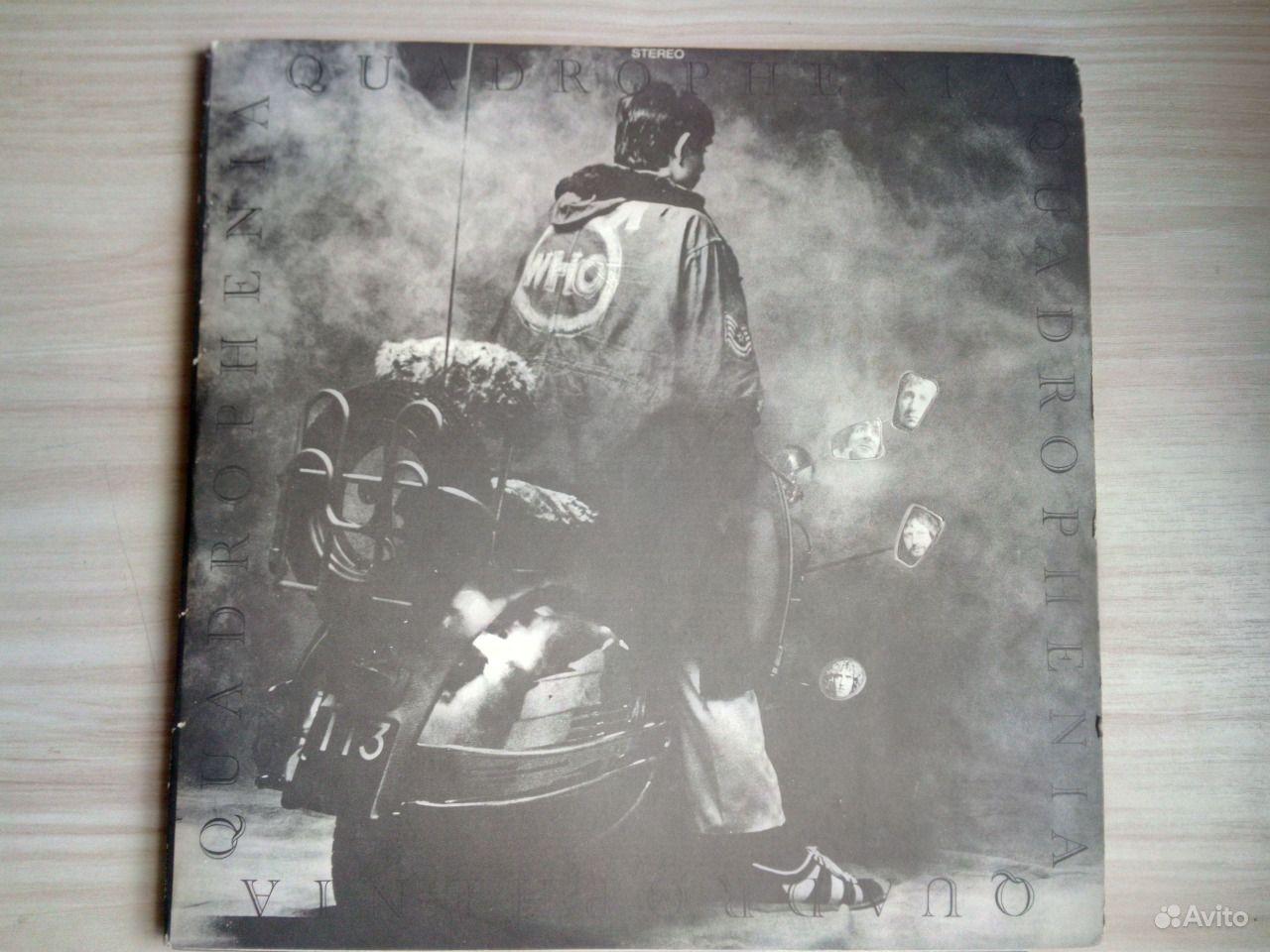 The Who - Quadrophenia. 2 LP USA   Festima.Ru - Мониторинг объявлений 403cedce295