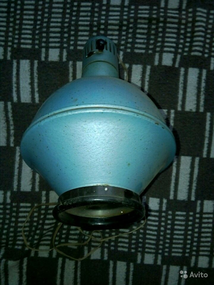 Лампа для птиц