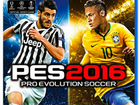 Pro Evolution Soccer (PES) 2016 Sony PlayStation 4