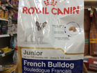 Корм Royal Canin для щенков фр. бульдога, 3кг