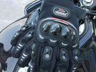 Мото перчатки новые
