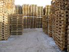 Скупка и продажа деревянных поддонов