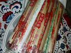 Китайские палочки деревянные