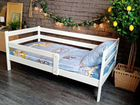 Кровать детская 04-01