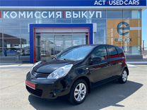 Nissan Note, 2013, с пробегом, цена 529900 руб.