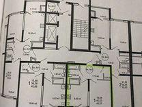 1-к. квартира, 45м², 14/15эт.
