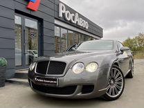 Bentley Continental GT, 2007, с пробегом, цена 2600000 руб.