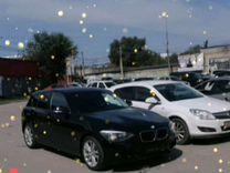 BMW 1 серия 1.6AT, 2013, 78000км