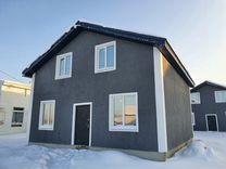 Дом 130 м² на участке 4,5 сот.