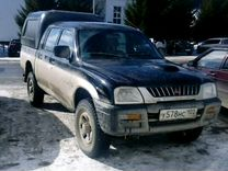 Mitsubishi L200, 1998 г., Уфа