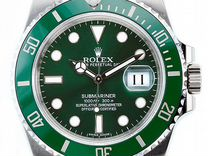 Rolex Submariner Date Green 116610LV Hulk