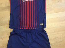 014bd9a1fadd Футбольная форма Nike FC Barcelona (прошлый сезон купить в Москве на Avito  — Объявления на сайте Авито