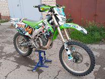 Kawasaki KLX450R 2008