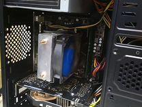 Игровой пк 4 ядра AMD + GeForce GTX 1060