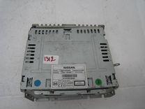 Магнитола Nissan Qashqai J10 рестайл