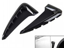 М накладки на крылья BMW X5 F15 / бмв Х5 Ф15 М