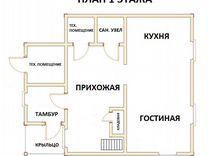Дом 140 м² на участке 8 сот. — Дома, дачи, коттеджи в Тюмени