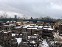Опалубка перекрытий б/у — Ремонт и строительство в Москве