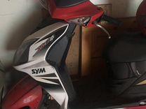 Скутер Sym jet euro50 — Мотоциклы и мототехника в Москве
