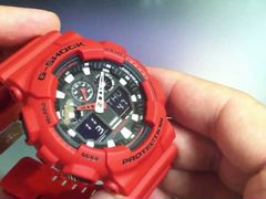 Часы Casio G-shock GA-100B-4A (новые)
