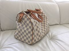 Сумка louis vuitton speedy 35 оригинал