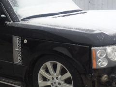 Крыло range rover vogue 3