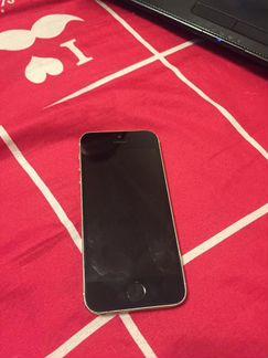 iPhone SE 32 объявление продам
