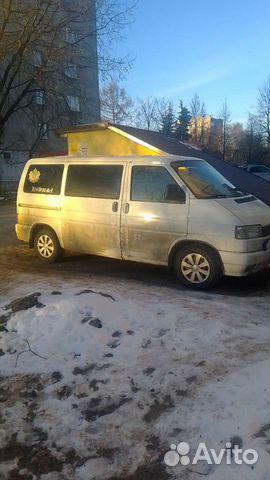 Фольксваген транспортер т4 в костроме заброшенного элеватора